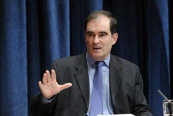 OCHA Operations Director John Ging.