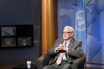 Lakhdar Brahimi (Foto: Mark Garten)
