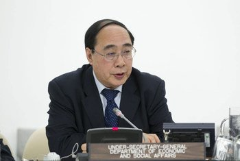 Under-Secretary-General for Economic and Social Affairs.