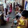 Desplazados en Kachin