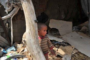 Foto archivo: Shareef Sarhan/UNRWA