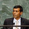 Former President of Maldives Mohamed Nasheed.