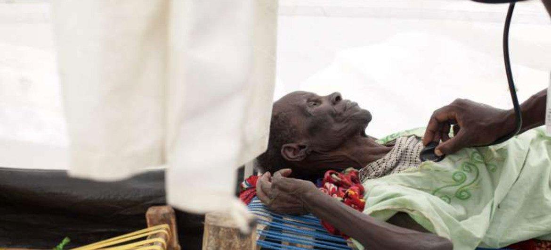 El sector sanitario de Sudán sufre una falta de fondos crónica. Foto de archivo: ANCUR/B.Sokol