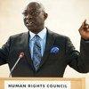 Adama Dieng, le Conseiller spécial pour la prévention du génocide. Photo ONU/Jean-Marc Ferré