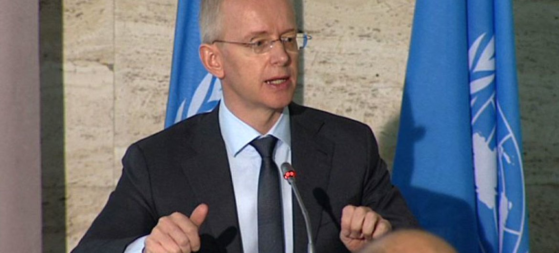 Adrian Edwards, Spokesperson for the UN Refugee Agency, UNHCR.
