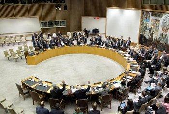 Совет Безопасности принимает санкции против Северной Кореи Фото из архива ООН