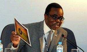 UN Convention to Combat Desertification (UNCCD) Executive Secretary Luc Gnacadja.