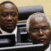Uhuru Kenyatta y Francis Muthaura<br>(Foto de archivo: CPI/AP/Bas Czerwinski)