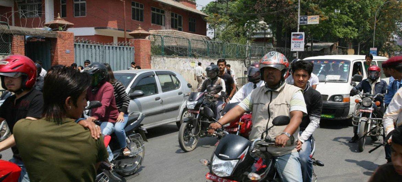 Los hombres tienen tres veces más lesiones debido a los accidentes de tráfico que las mujeres.