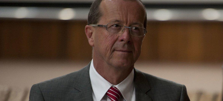Special Representative Martin Kobler.