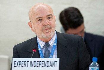 Специальный докладчик по вопросу о положении правозащитников Мишель Форст