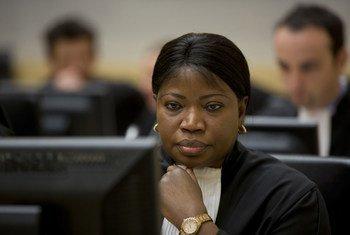 أرشيف: فاتو بنسودا المدعية العامة للمحكمة الجنائية الدولية
