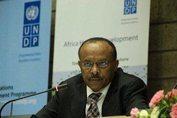 Tegegnework Gettu, de l'Éthiopie,le nouveau Secrétaire général adjoint chargé du Département de l'Assemblée générale et de la gestion des conférences.
