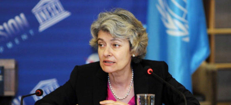 Irina Bokova   Foto: UNESCO/Danica Bijeljac