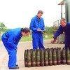 Inspectores de armas químicas<br>Foto de archivo: OPCW