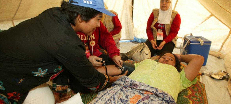 A pressão alta é fator líder de mortes no sudeste da Ásia, matando 1,5 milhão por ano