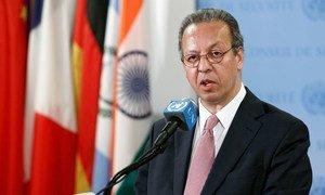 Special Adviser on Yemen Jamal Benomar.