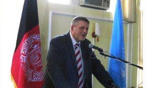 Special Representative for Afghanistan Ján Kubiš.