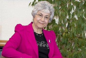 La Haut Commissaire adjointe aux droits de l'homme, Flavia Pansieri.