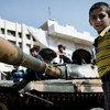 Niño en Aleppo (Foto: UNICEF/Romenzi)