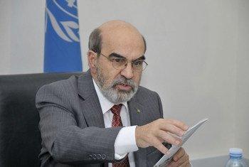 José Graziano da Silva<br>(Foto: FAO-Kennedy Oryema)