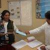 Centro de atención médica en Bolivia  Foto: OMS/Antonio Suarez Weise