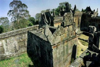Preah Vihear (Foto: Jean-Jacques Dupuy)