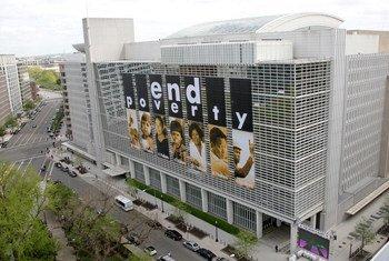 Sede do Banco Mundial em Washington.