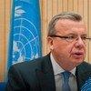 El director ejecutivo de la Oficina de la ONU contra la Droga y el Delito (UNODC), Yuri Fedotov  Foto:  UNODC