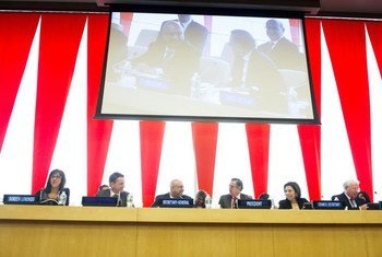 ECOSOC discusses 'Partnering for Innovative Solutions for Sustainable Development.'