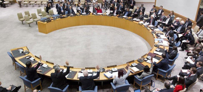 Le Conseil de sécurité des Nations Unies. Photo ONU/JC McIlwaine