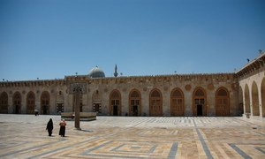 Ancient City of Aleppo, Syria.