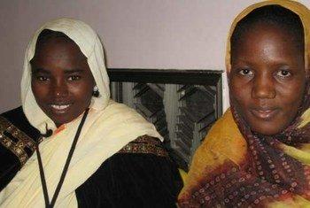 Deux femmes en Mauritanie qui ont été opérées pour une fistule obstétricale. Photo IRIN/Manon Rivière