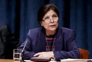 Shamshad Akhtar, du Département des affaires économiques et sociales des Nations Unies (DAES)
