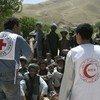 El Comité Internacional de la Cruz Roja, uno de los principales actores humanitarios en Afganistán