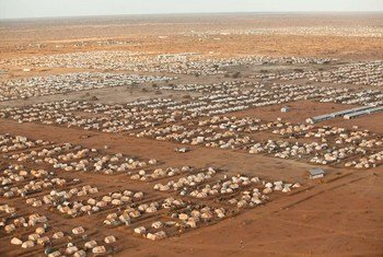 Le camp de Dadaab, au Kenya, un des plus grand camps de réfugiés au monde. (archives) Photo OIM/HCR/Brendan Bannon