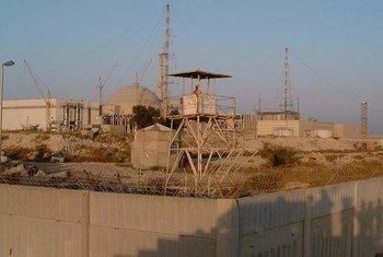 Атомная станция в Бушере, Иран