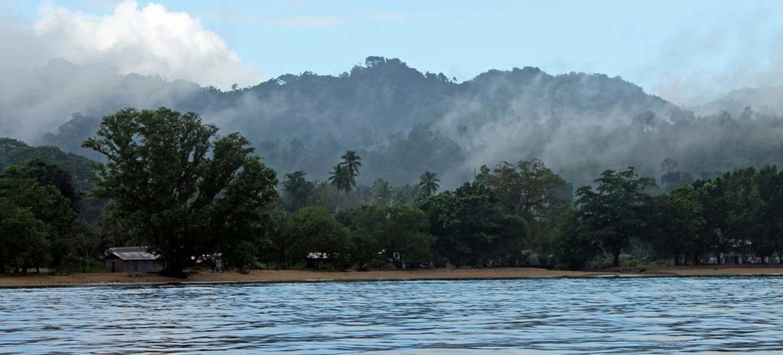 Îles Solomon.