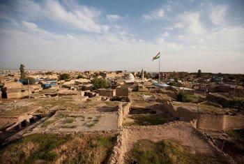 Ciudadela de Erbil. Foto: ONU/Bikem Ekberzade