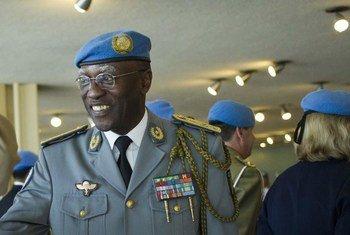 Le général de corps d'armée Babacar Gaye. Photo ONU