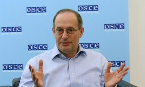 Special Rapporteur on Belarus Miklós Haraszti.