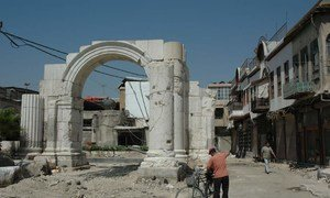 The World Heritage Committee has placed the Ancient City of Damascus and the other five World Heritage sites of Syria on the List of World Heritage in Danger.