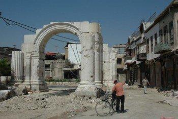 Le Comité du patrimoine mondial a placé la vieille ville de Damas et les cinq autres sites syriens du patrimoine mondial sur la liste du patrimoine mondial en danger.