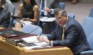 Le Représentant spécial du Secrétaire général pour l'Afghanistan, Jan Kubis, au Conseil de sécurité.