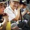 Personas mayores en Seúl, Corea del Sur  Foto archivo: ONU/Kibae Park