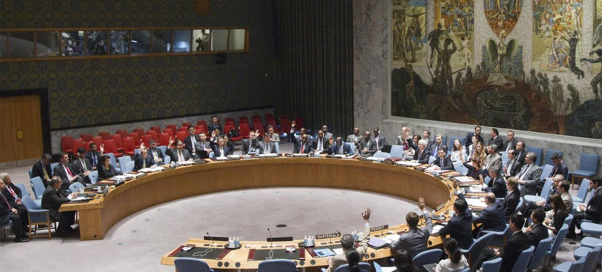 Security Council unanimously adopts resolution, removing Iraq from its obligations under Chapter VII of the UN Charter.