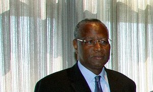 Abdoulaye Bathily, Deputy Special Representative for the UN Multidimensional Integrated Stabilization Mission in Mali.
