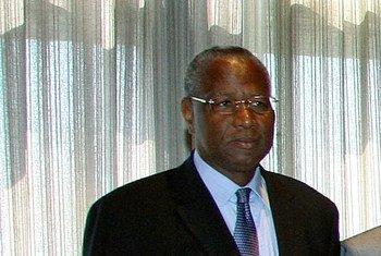Abdoulaye Bathily. Photo ONU/Eskinder Debebe