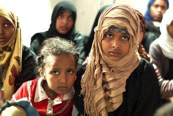 Las crisis humanitarias afectan a la población más vulnerable. Foto de archivo:  OCHA/Eman Al-Awami