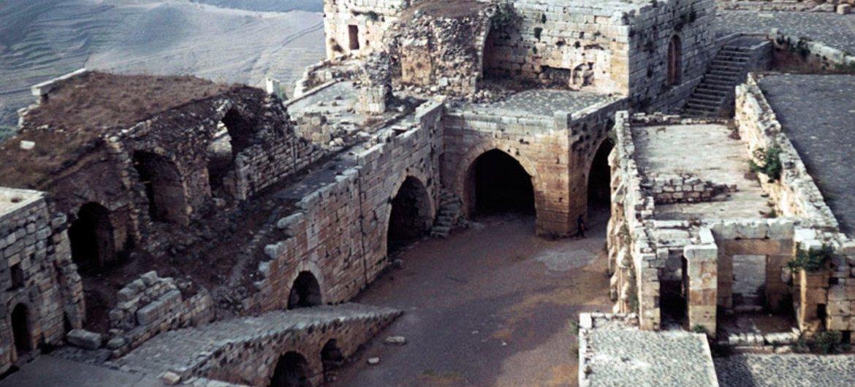 Crac des Chevaliers and Qal'at El-Din.